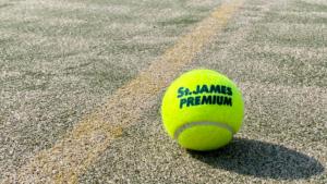 テニスボール オムニコート